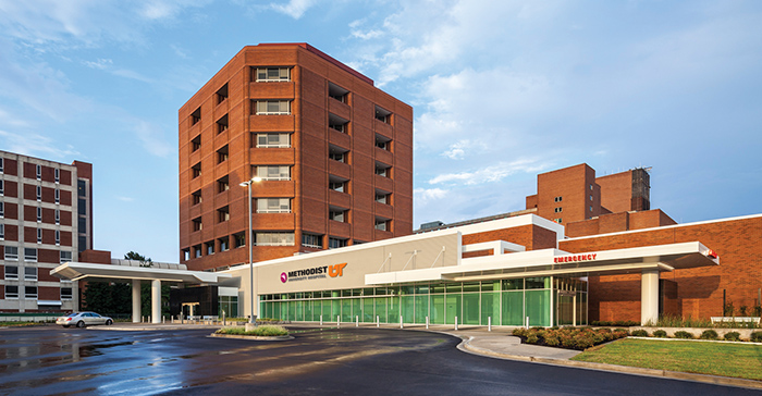 Methodist University Radiation Oncology Center - Methodist