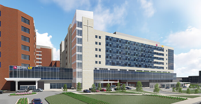 Methodist University Hospital - Methodist Le Bonheur Healthcare