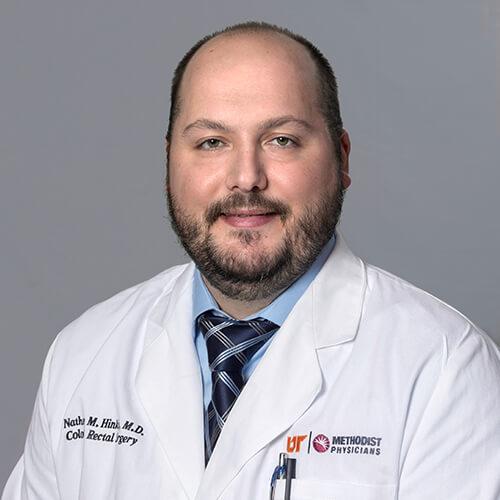 Nathan Hinkle, MD - Methodist Le Bonheur Healthcare