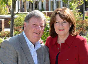 Ed and Nancy Barnett