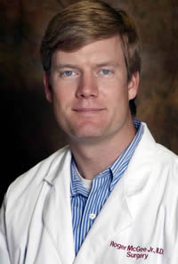 Dr. Roger McGee - Germantown Surgical Associates