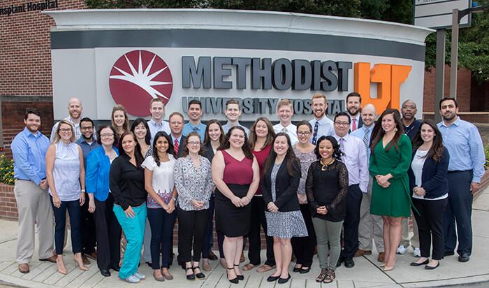Current Residents & Preceptors - Methodist Le Bonheur Healthcare