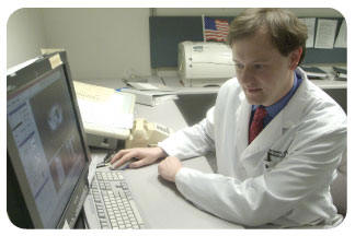 Oncologist Michael Farmer, MD, specializes in radiation therapy at Methodist Healthcare in Memphis, TN.