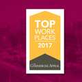 Methodist Le Bonheur Healthcare Earns Commercial Appeal's Top Workplace Ranking