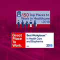 Methodist Le Bonheur Healthcare Recognized Nationally as a Best Workplace in Health Care