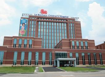 Contact Us - Le Bonheur Children's Hospital