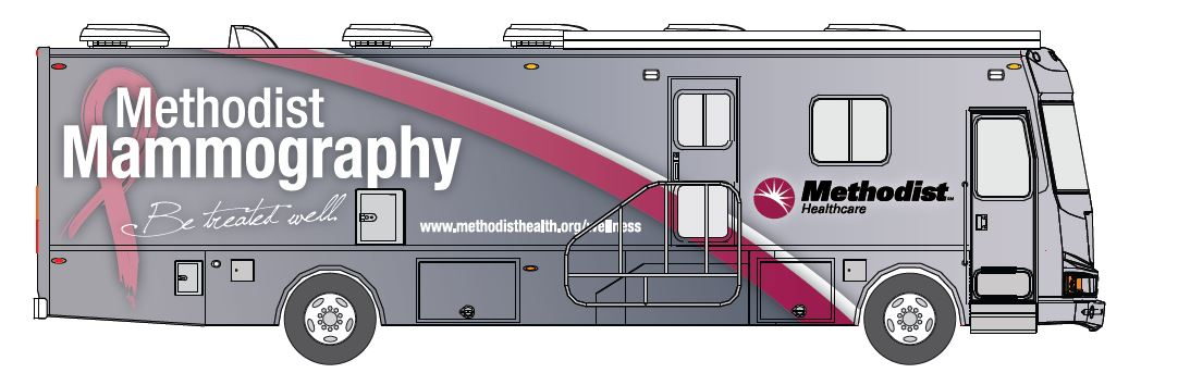 Methodist Mobile Mammography