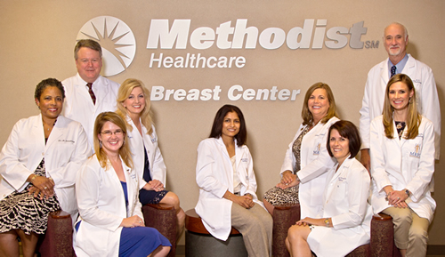 Breast Center Experts
