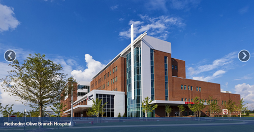 Methodist Olive Branch Hospital - photo gallery