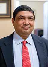 Dr. Nasir Haque of Germantown Internal Medicine Associates