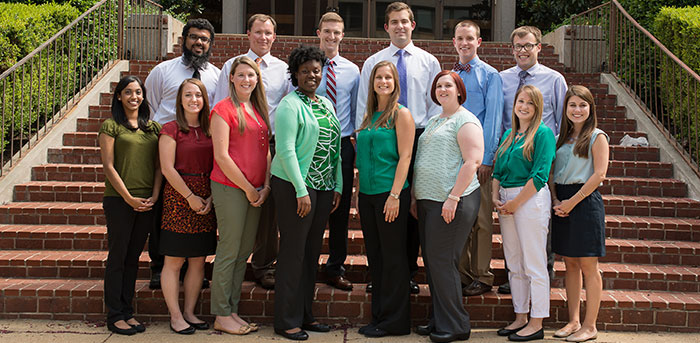 Current Methodist Healthcare Pharmacy Residents