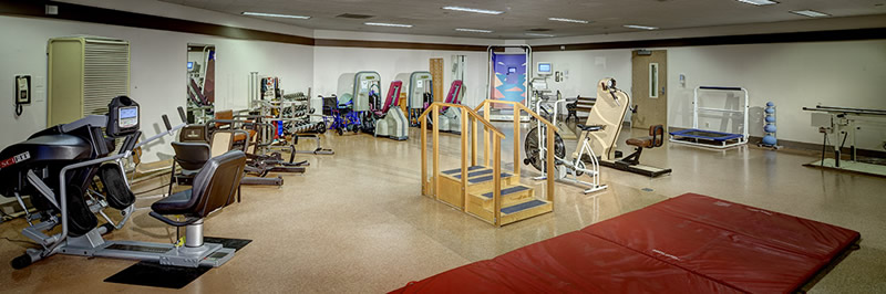Methodist Extended Care Hospital - Gym