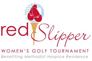 red slipper logo
