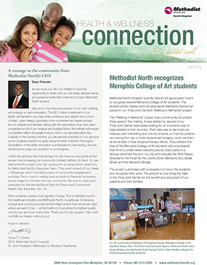 Methodist North Fall 2014 Newsletter