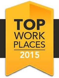 Top Places to Work 2015