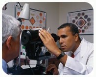 Our comprehensive eye care services include prevention, diagnosis and treatment of eye disorders, cancers and diseases.